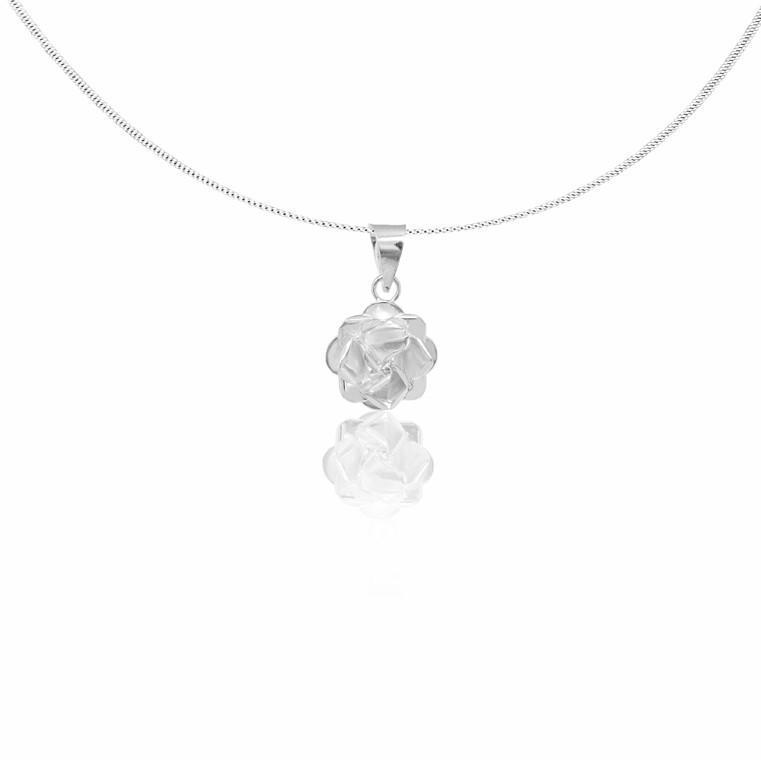 "Pendant ""Rosita"" silver"