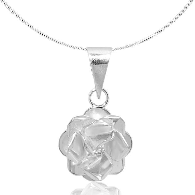 """Pendant """"Rosa"""" silver"""