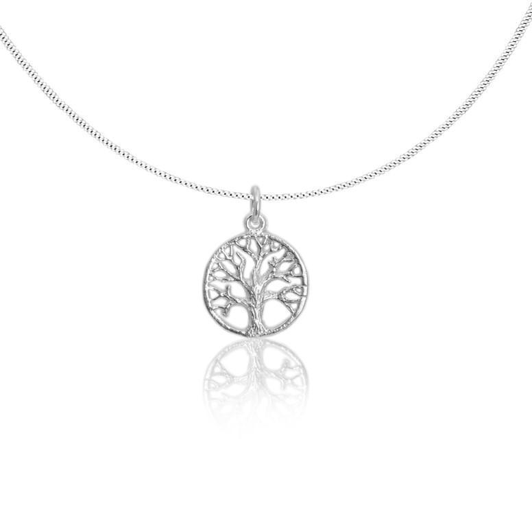 Kettenanhänger 'Árbol de la vida' Baum des Lebens mini