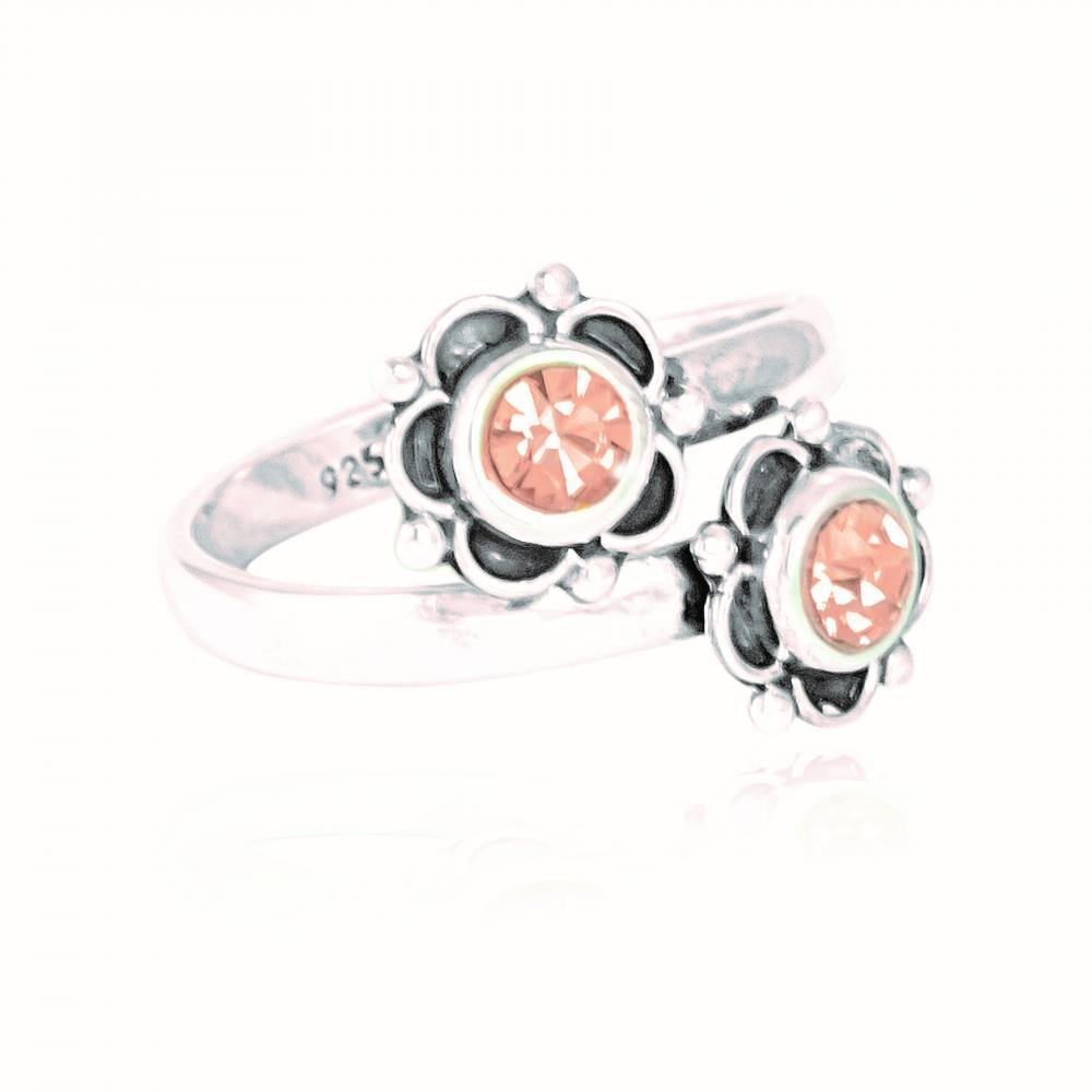 """Ring """"Dos Lotos"""""""