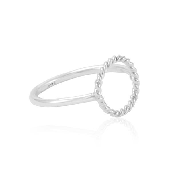 "Ring ""Rondana torzal "" 7"