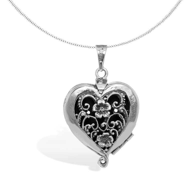 "Amulett ""Corazón especial"""