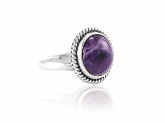 "Ring ""Amatista"""