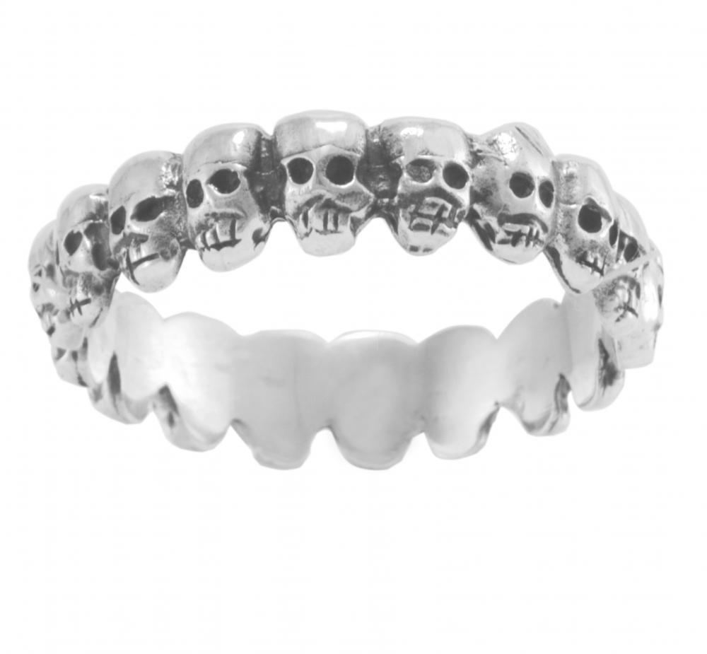 "Ring ""Mini Cráneos"""