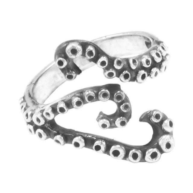 """Ring """"Tentáculos"""""""