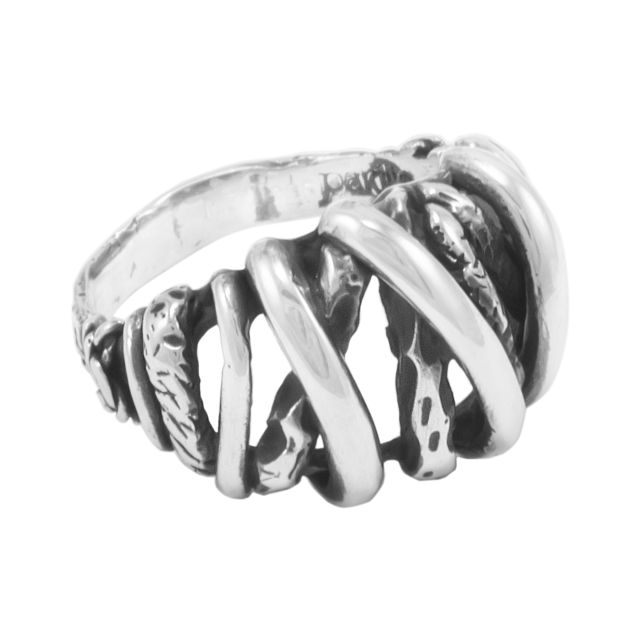 "Ring ""Entramado"" #10"