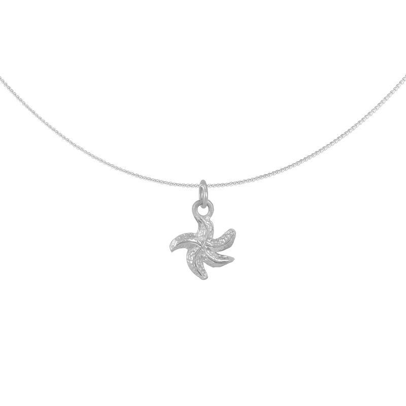 Silver Pendant 'Estrellita de mar' seastar