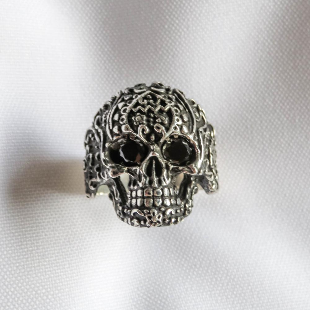 """Ring """"Fascinación Con Cristal"""" 12"""
