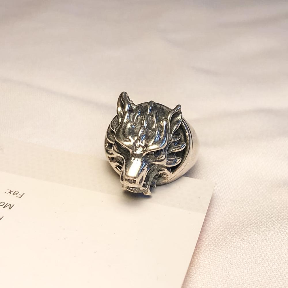 "Ring ""Lobo"" #9"