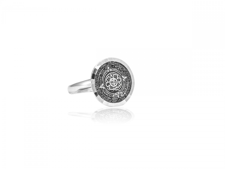 "Ring ""Eternidad"" dunkel"