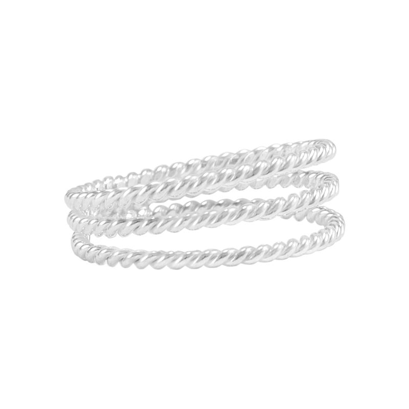 "Ring ""Etéreo Triple"", #8"