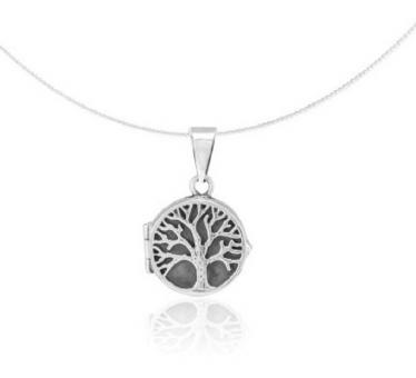 """Amulett """"Árbol de la vida"""""""
