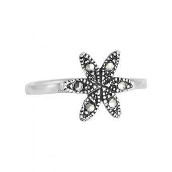 "Ring ""Flor Scilla"""