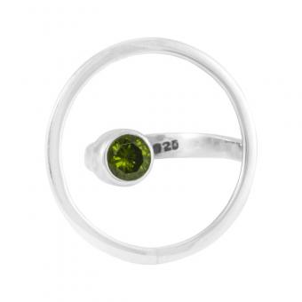 "Ring ""Aro Flotante"" grün"