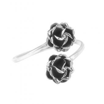 "Ring ""Dos Rositas mini"" dunkel"
