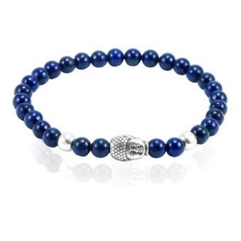 """Armkette """"Buda"""" blau"""