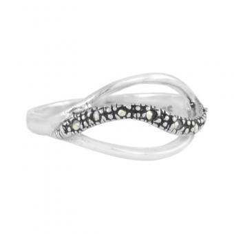 """Ring """"Onda"""""""